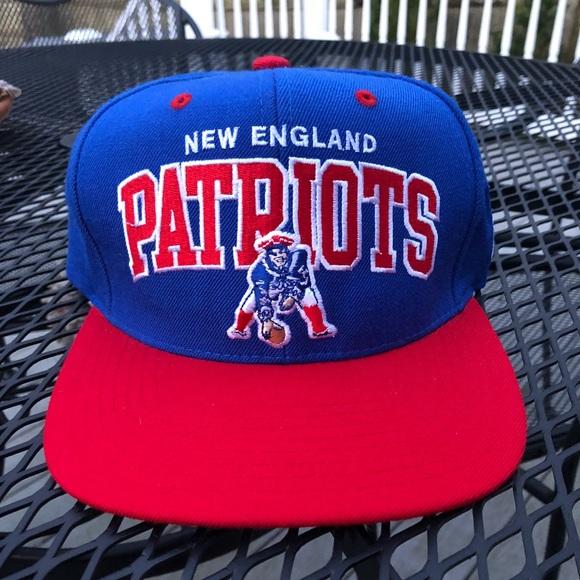 New England Patriots SnapBack Hat. M 5af0ec7884b5cef03464caec. Other  Accessories ... 855aa78f6